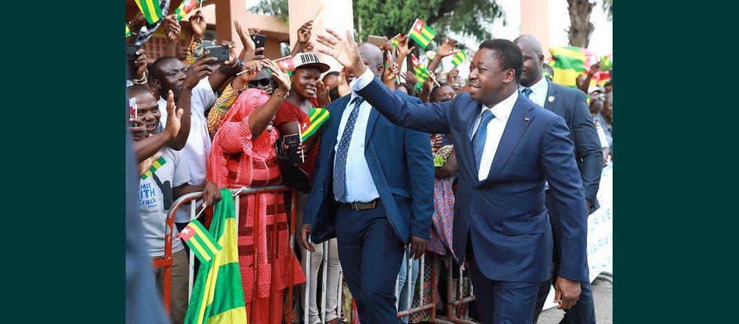Le gouvernement dans une démarche inclusive avec les Togolais de l'extérieur